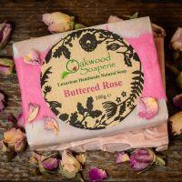 Buttered Rose Handmade Soap