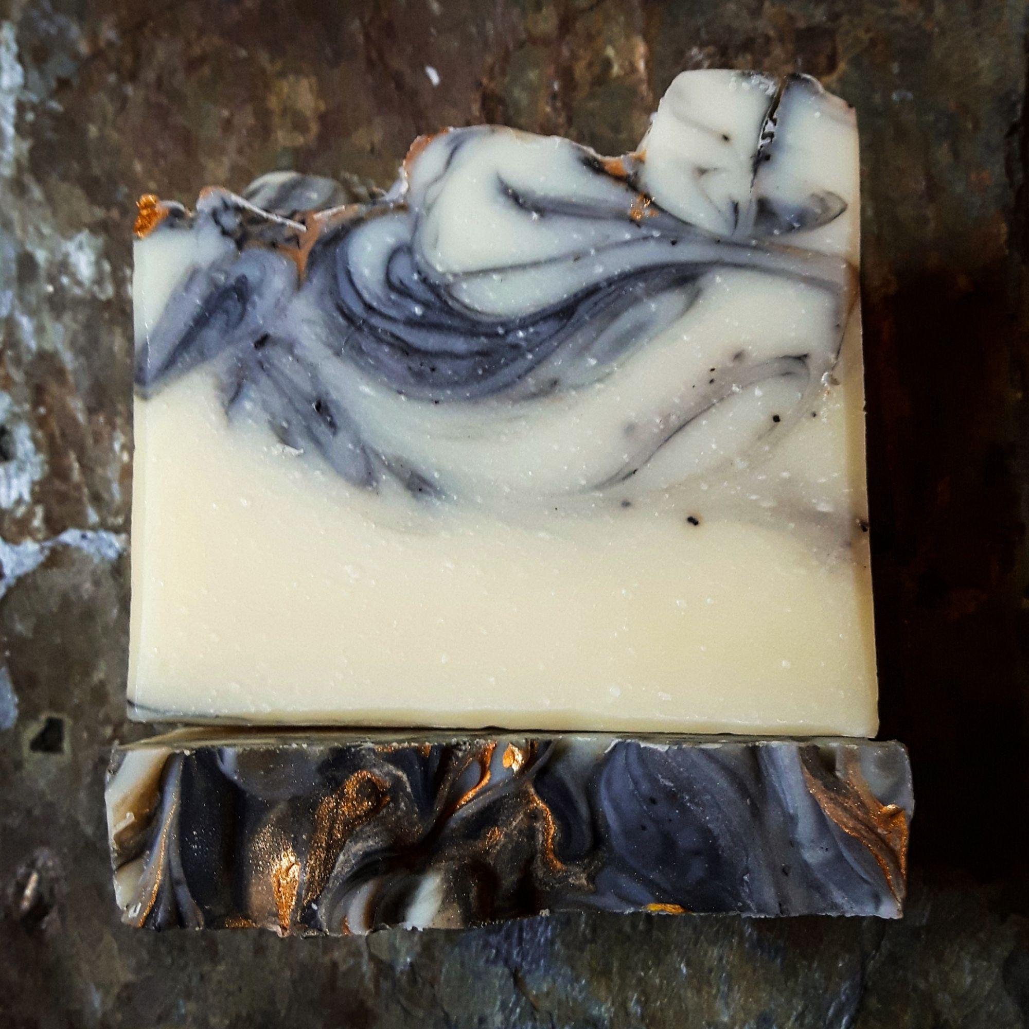 Lavender, Ylang ylang and Patchouli handmade soap