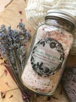 Into the Briny Deep Himalayan bath salts