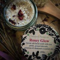 Rosey Glow Salt scrub WAS £6.50, NOW £5.00