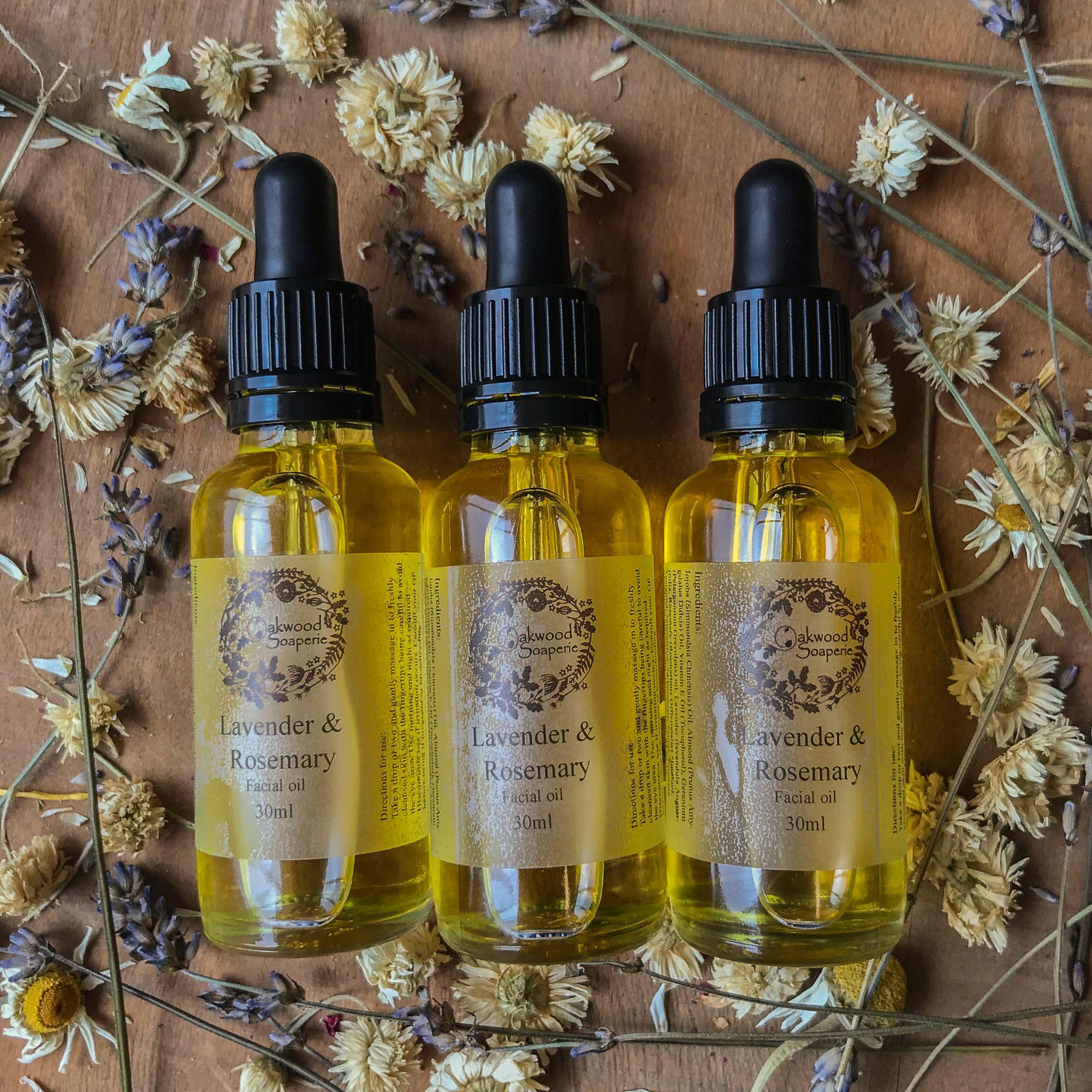 Facial Treatment oils