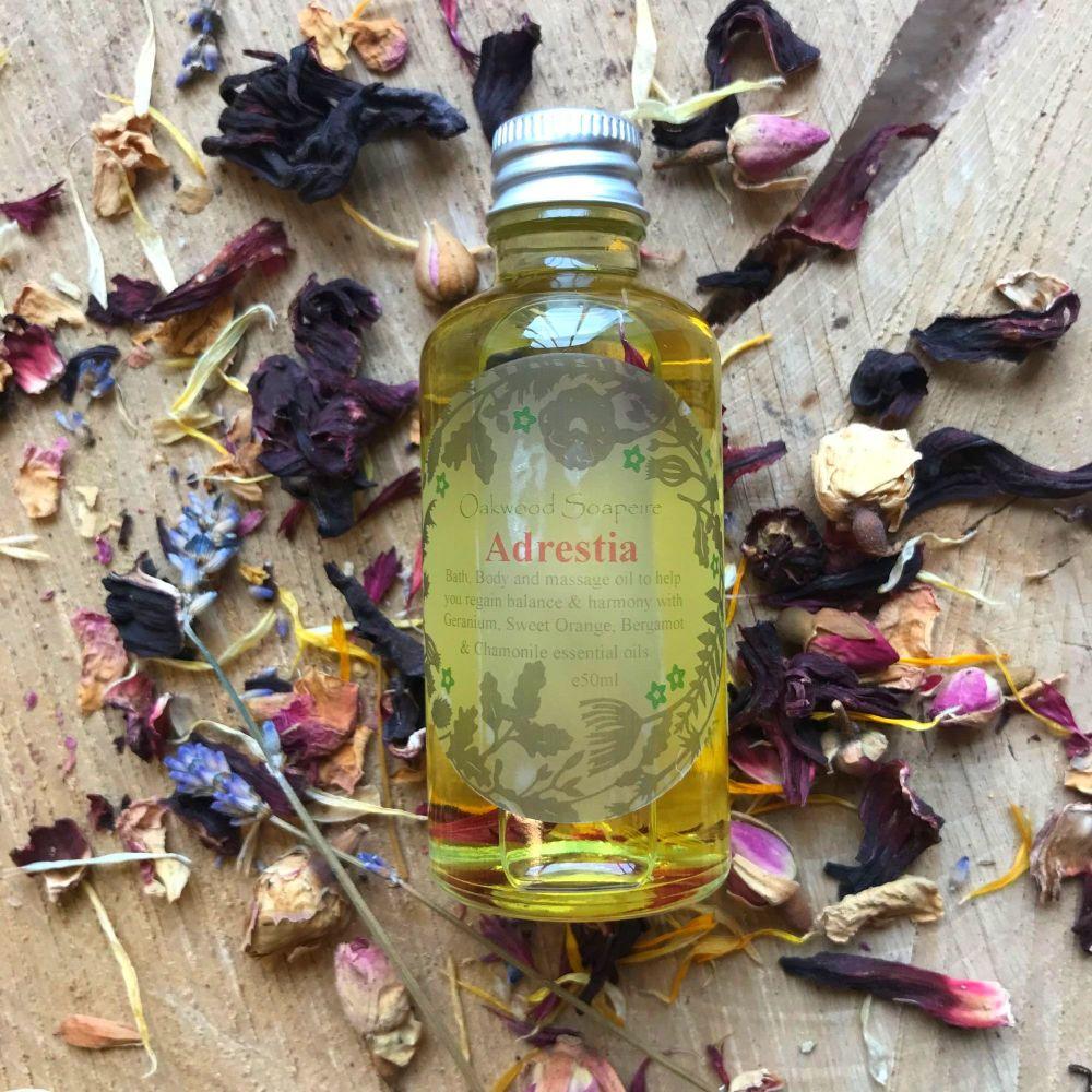 Bath and Body oil mini - Adrestia