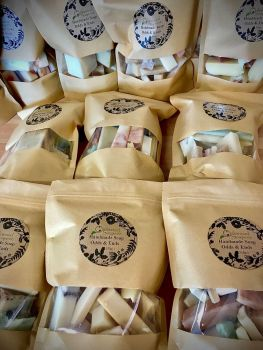 Handmade soap Odds and suds - Into the Briny Deep