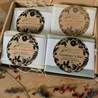 Soap Gift set with 4 soap bars