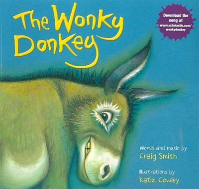 Pre Order Wonky Donkey (excluding postage)