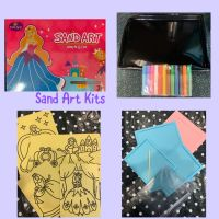 Sand Art & Craft Kits
