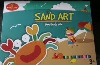 Beach  theme Sand Art Kit