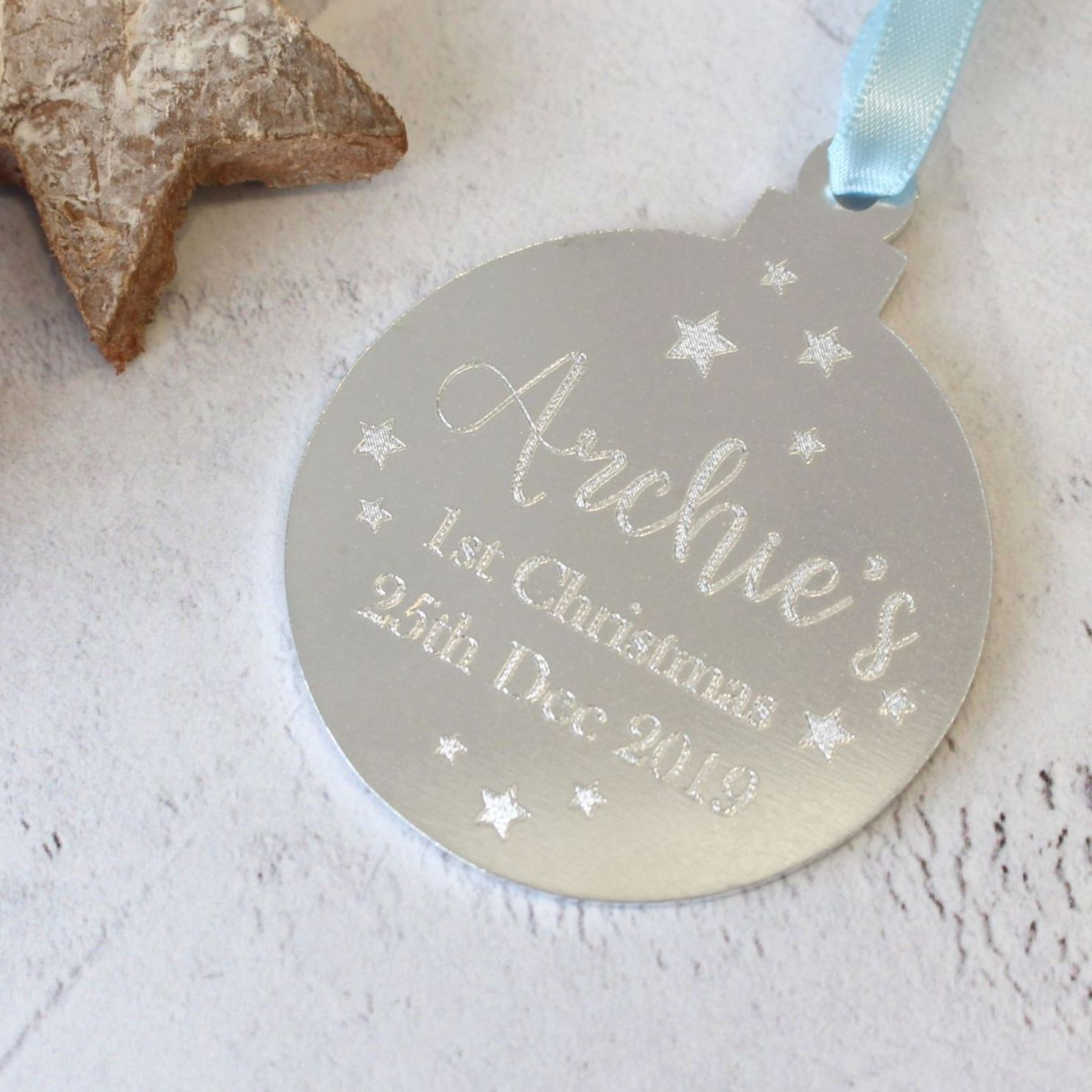 baby 1st bauble 1
