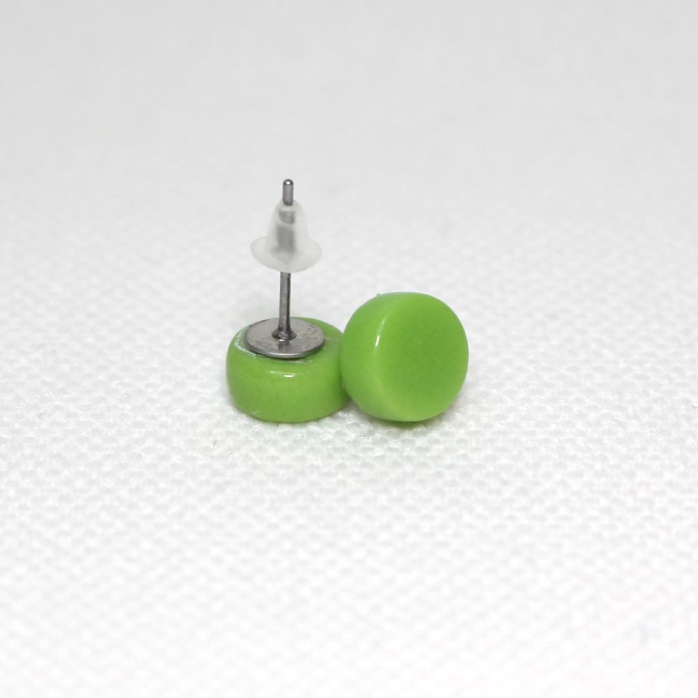 Glass Studs - Surgical Steel
