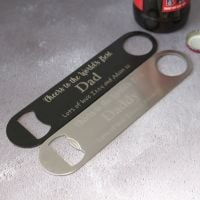 Personalised Bar Blade