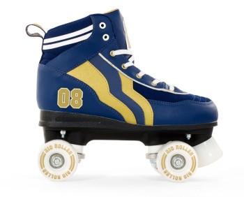 Rio Roller Varsity Roller Skates Limited Edtion! Blue & Gold