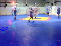 zorb bubble football cornwall 6