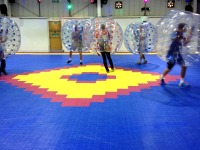zorb bubble football cornwall 4