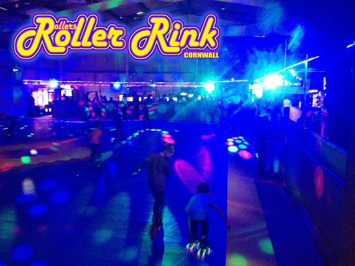 roller disco cornwall