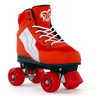 Rio Roller Pure Red Roller Skates