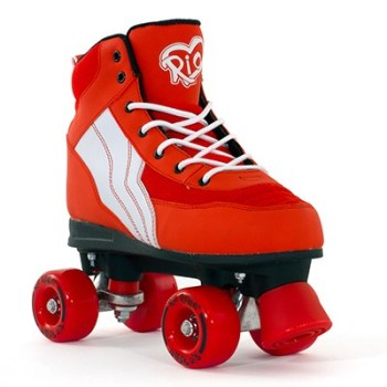 Rio Roller Pure Red Roller Skates 12j-8