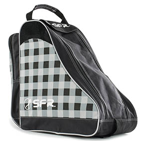 SFR Roller Skate Carry Bag - Black Chequered