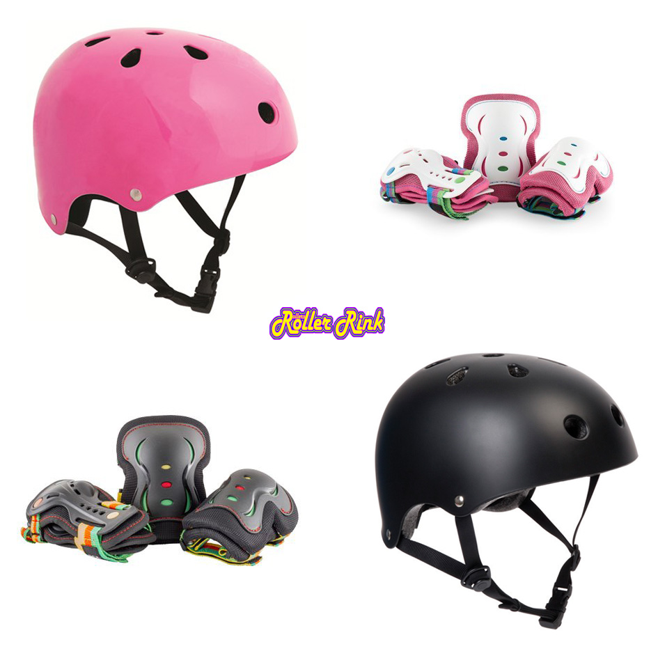Safety Pads & Helmets