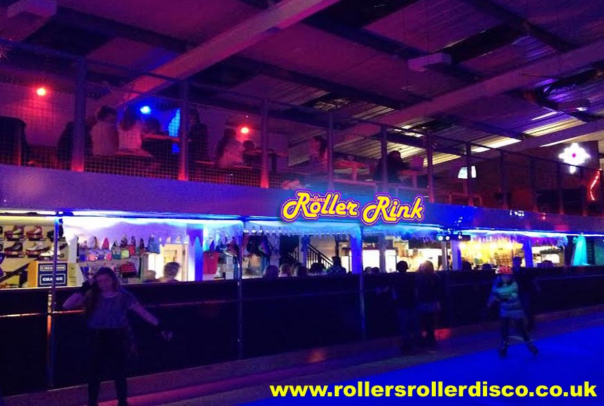 Rollers Roller Rink Cornwall