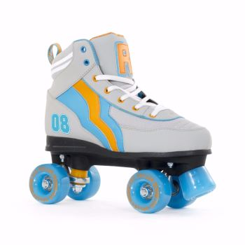 Rio Roller Limited Edition! Varsity Roller Skates Grey - Ex Display SALE