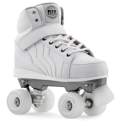 Rio Roller Kicks Quad Roller Skates Black