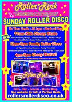 Sunday Roller Disco 11am-5pm