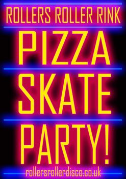 Pizza and Skate Party