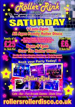 Saturday Roller Disco 2017