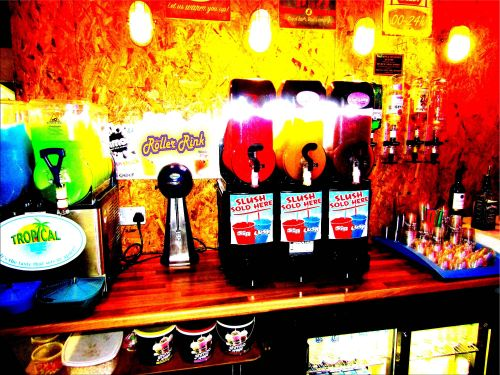 Slush Cocktail Bar