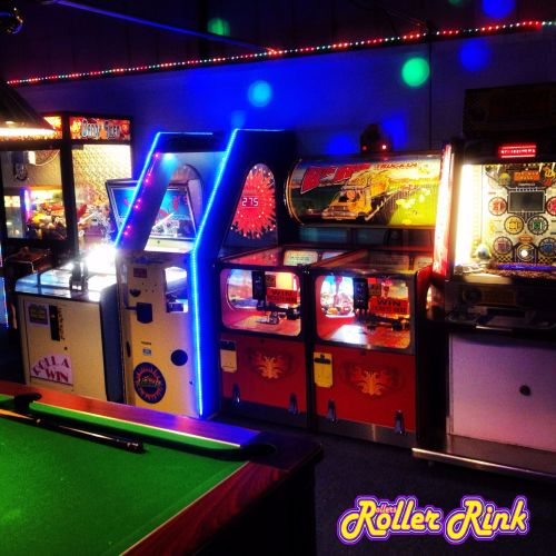 Arcade Ticket Games