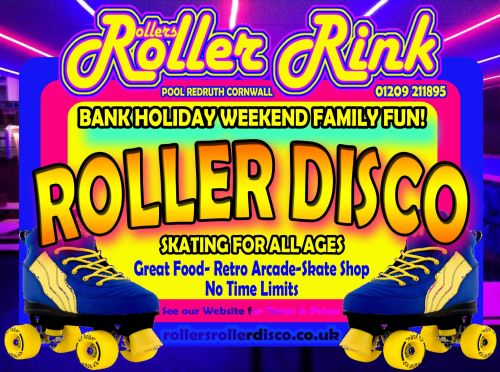 Bank Holiday Family Roller Disco August 2017