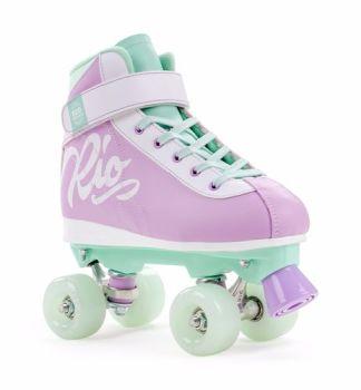 Rio Roller Milkshake Roller Skates - Cotton Candy