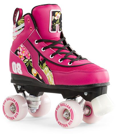 Rio Roller Flower Roller Skates - Limited Edition