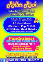 Group Roller Disco Party Deals