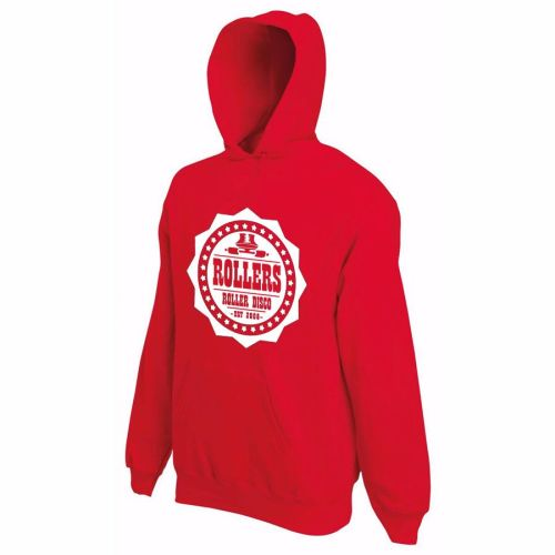 Rollers Skate Hoody Adults S-XL