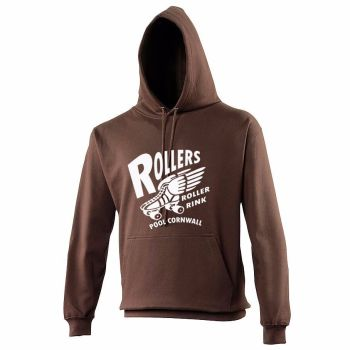 Rollers Pool Cornwall Hoody Adults S-XL