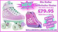 Rio Roller Milkshake Roller Skates Bag Deal 1