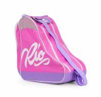 Rio Roller Script Skate Carry Bag Pink-Lilac