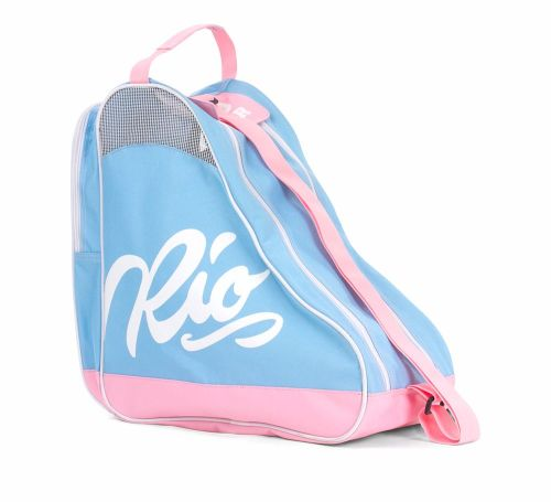 Rio Roller Script Skate Carry Bag Pink-Lilac