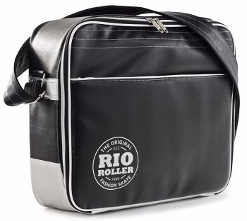 Rio Roller Fashion Skate Bag Black-Grey - £5 OFF