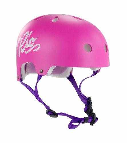 SFR Skate Helmet Matt Black XXS-XL