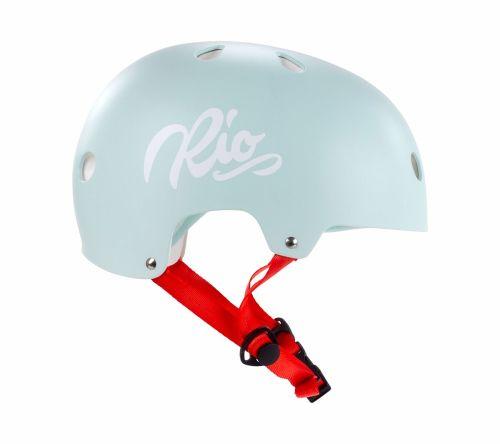 Rio Roller Script Skate Helmet XS-XL Pink
