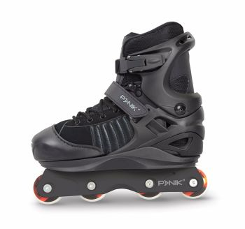 Anarchy Panik Kids Adjustable Aggressive Skates Size 2-5