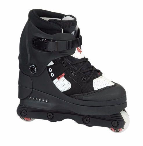 Anarchy Panik Kids Adjustable Aggressive Skates Size 2-5