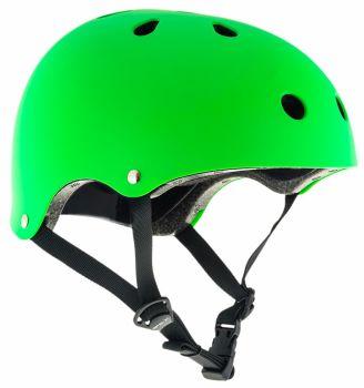 SFR Skate Helmet Matt Green XXS-XL