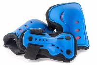 SFR Junior Triple Safety Pad Set - Blue