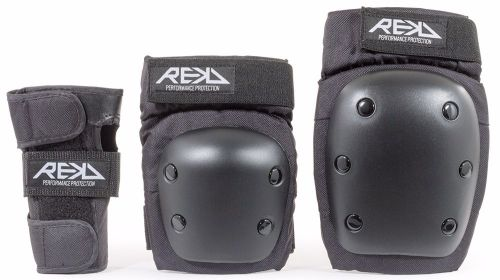 Bullet Combo Deluxe Padset - Knee, Elbow & Wrist Guards