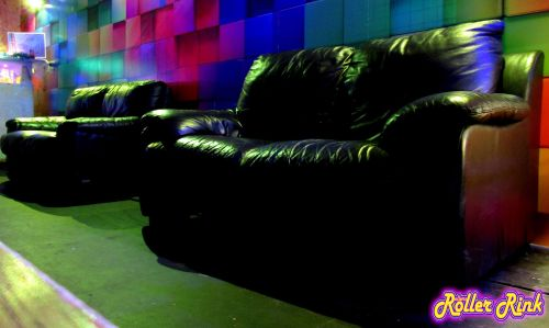 Sofas in the Party Zone