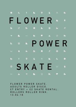 Flower Power Skate