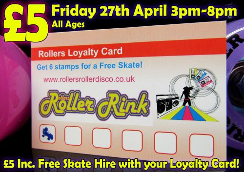Loyalty Card Deal Friday 27th April